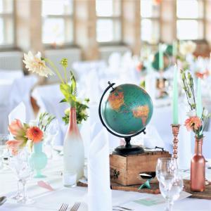 Tischlein schm ck dich ihre individuelle dekoration in for Raumdekoration ideen