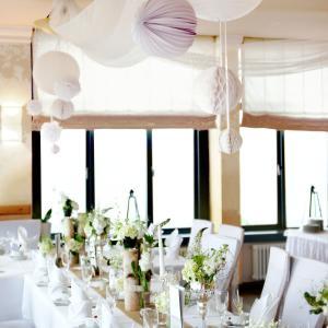Tischlein schm ck dich ihre individuelle dekoration in for Hochzeit raumdeko